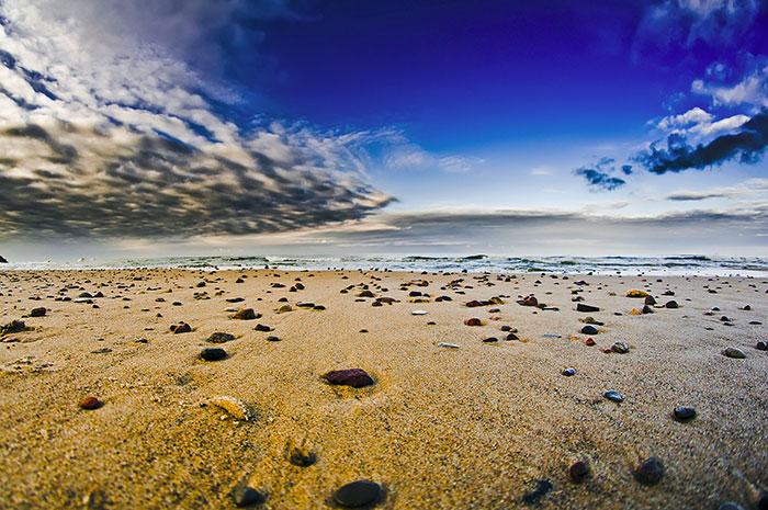 Spotkanie z Morzem Bałtyckim