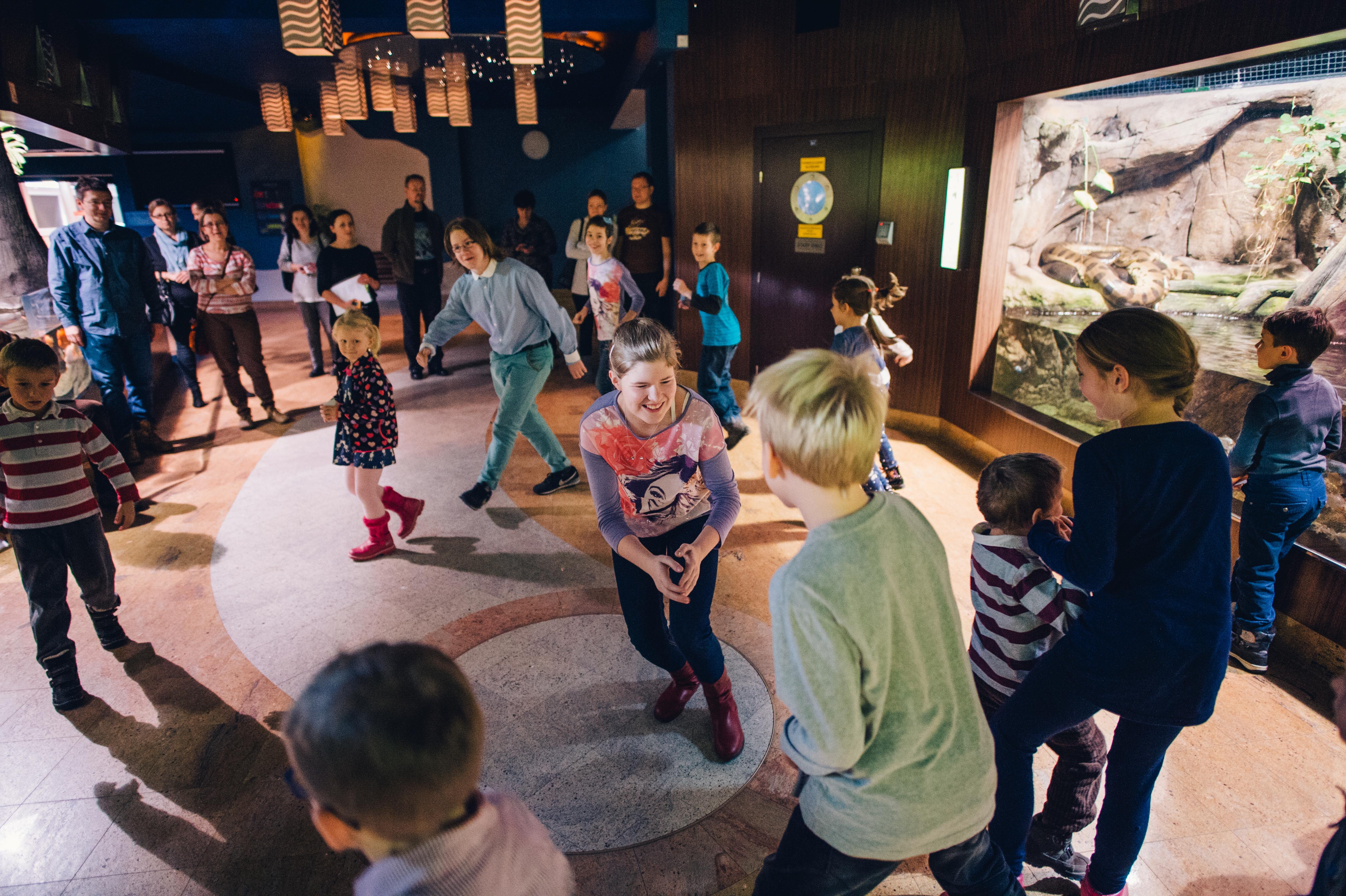 Biodiversity Holidays in the Gdynia Aquarium | 11-26.01