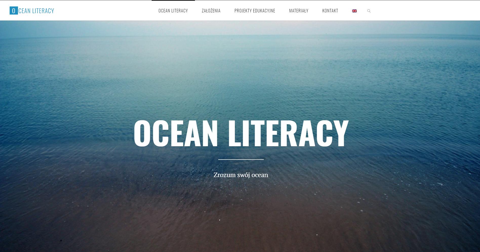 Ocean Literacy - świadomość morska