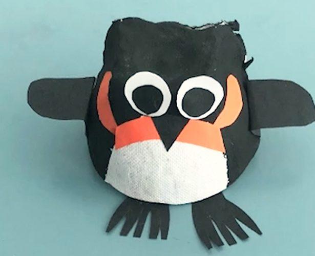 Zrób swojego pingwina