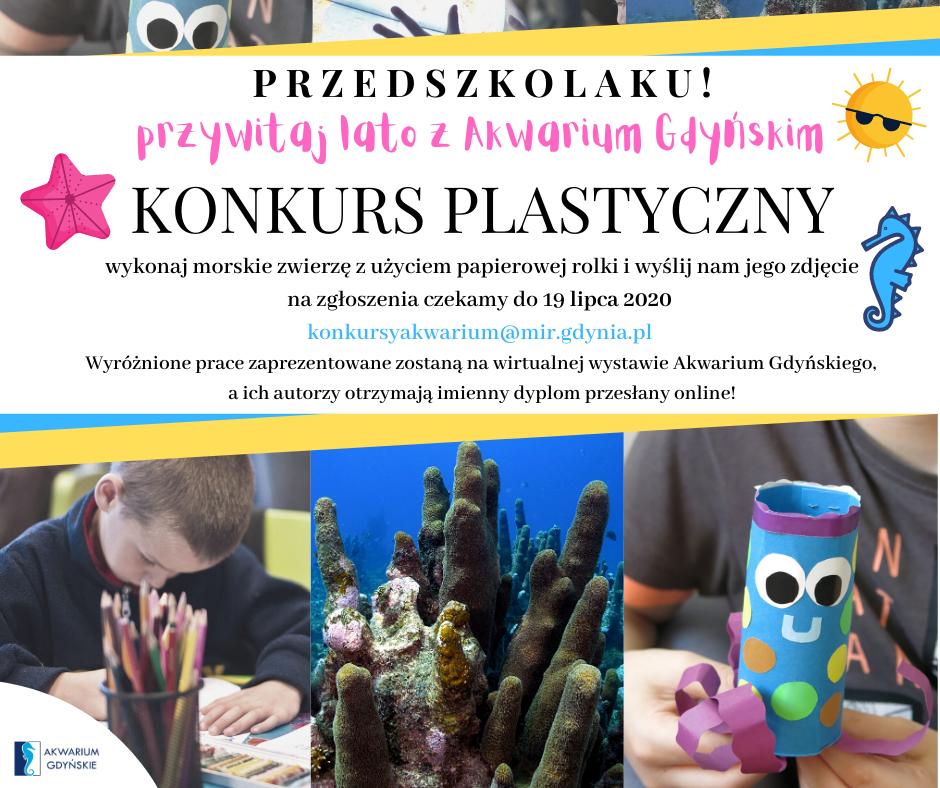 Przywitaj lato z Akwarium Gdyńskim!