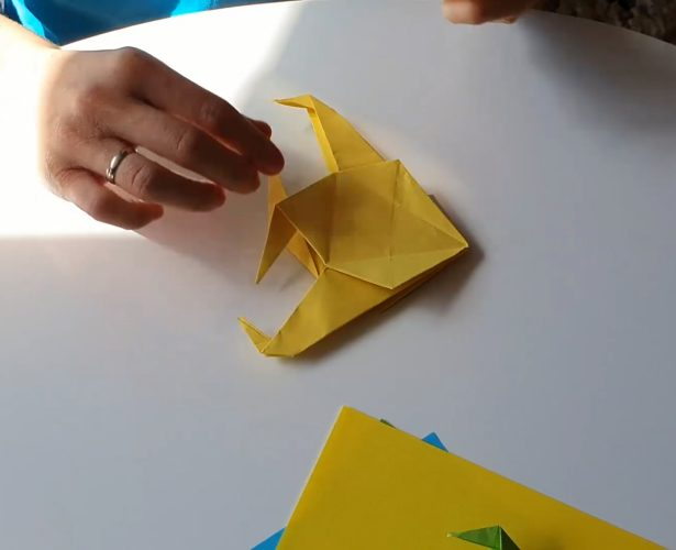 Origami – idolek