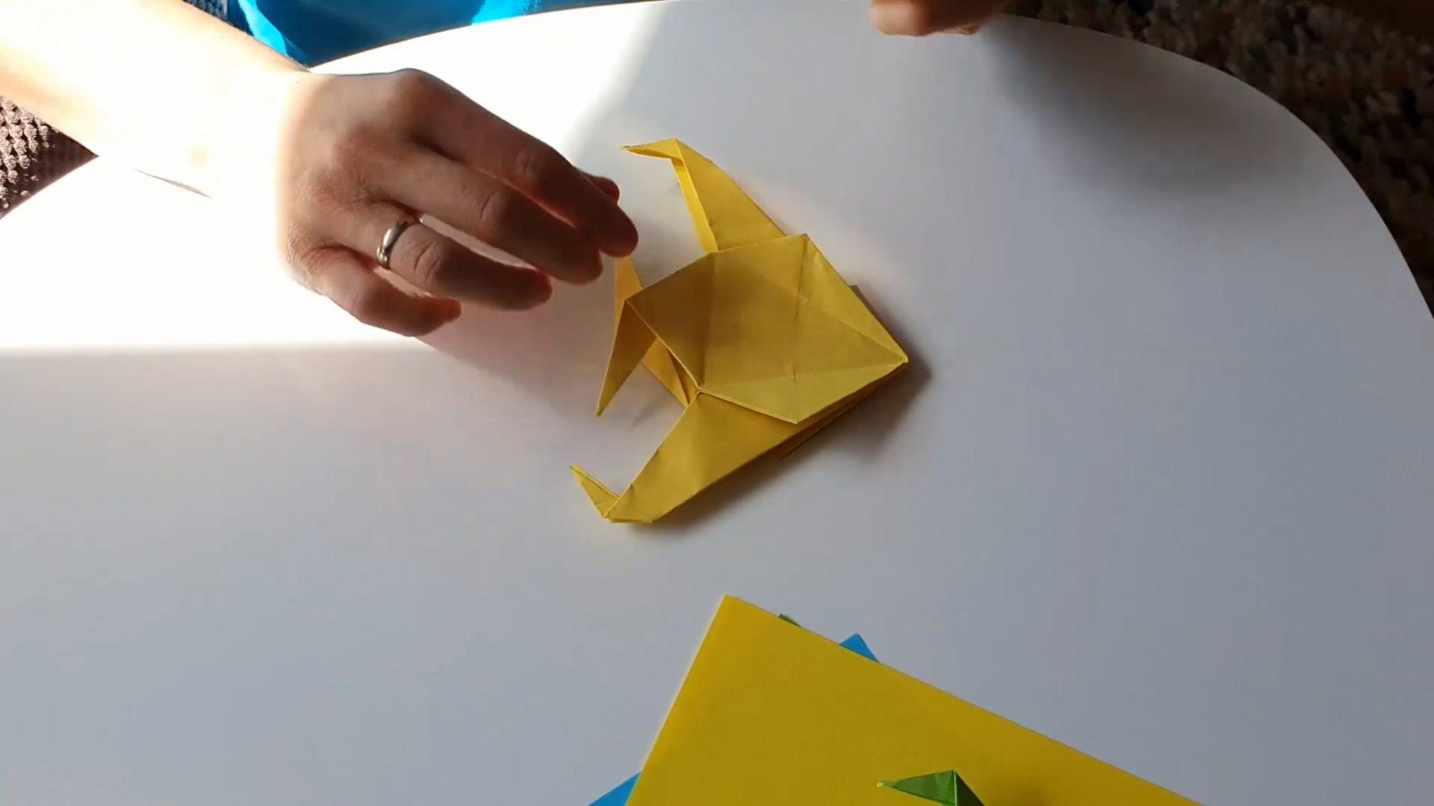 Origami - idolek