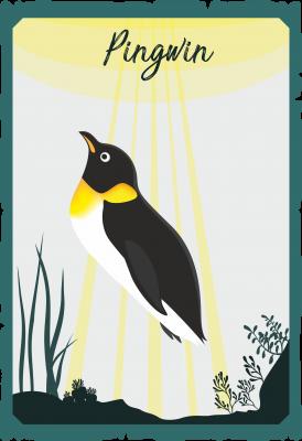 DIY | Pingwin